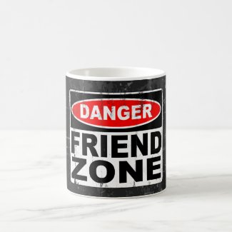 Friend Zone Coffee Mug