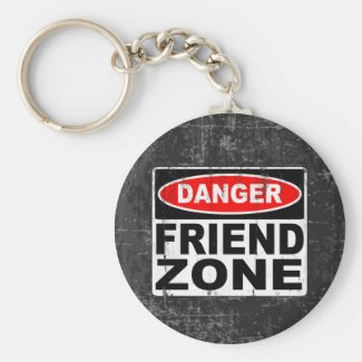 Friend Zone Keychains
