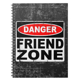 Friend Zone Notebook