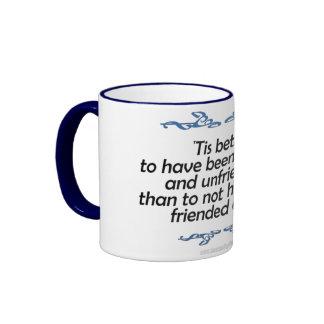 Friended... Ringer Mug