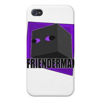Frienderman iPhone Case