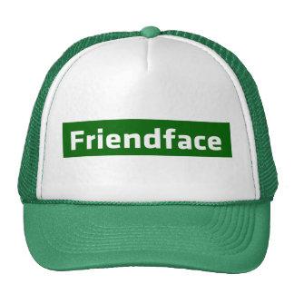 Friendface Mesh Hat