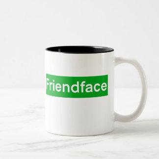 Friendface Mug