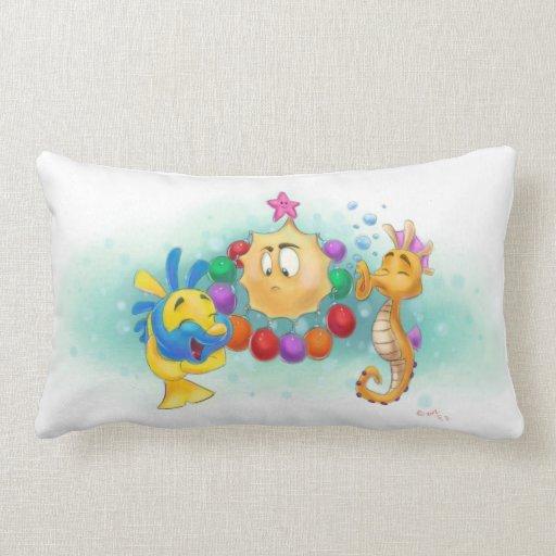 FriendFish pillow