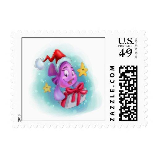 FriendFish Stamp