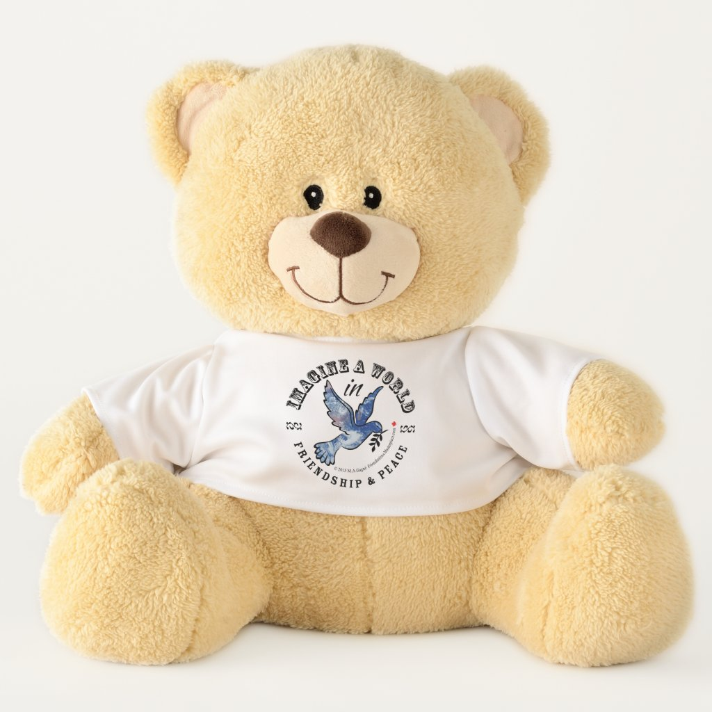 Friendintime Teddy Bear