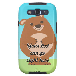 Friendly Bear Samsung Galaxy S3 Cases