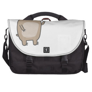 Friendly Bear Computer Bag