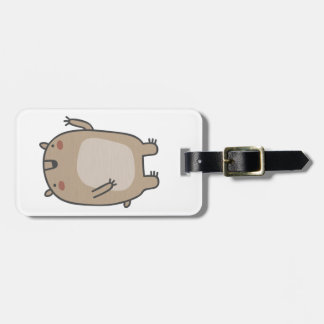 Friendly Bear Tags For Luggage