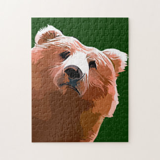 Friendly Bear. Puzzles
