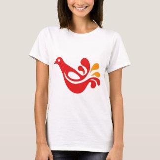 Friendly Bird T-Shirt