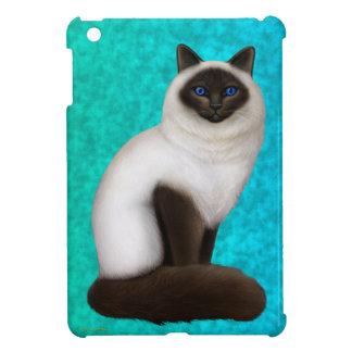 Friendly Birman Cat iPad Mini Case