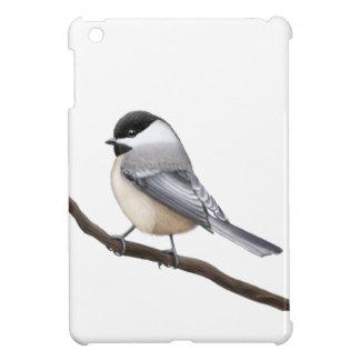Friendly Black Capped Chickadee iPad Mini Case