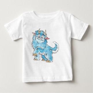 Friendly Blue Monster Infant T-shirt