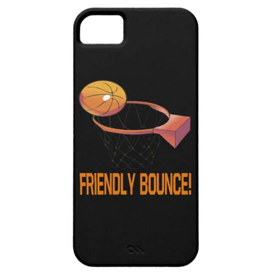 Friendly Bounce iPhone SE/5/5s Case
