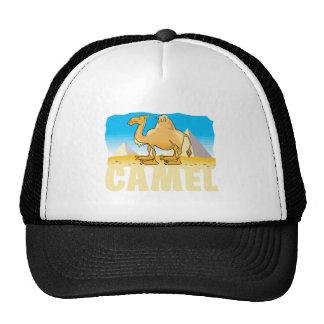 Friendly Camel Trucker Hat