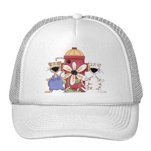 Friendly Cats Trucker Hat