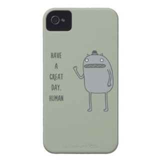 Friendly Creature iPhone 4 Cover