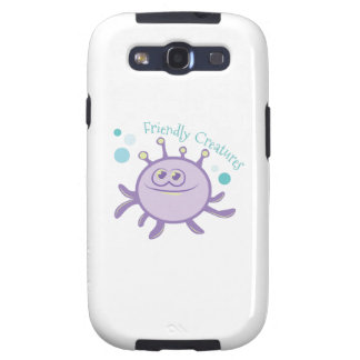 Friendly Creatures Galaxy SIII Covers