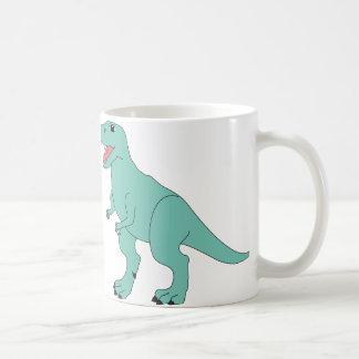 Friendly Dinosaur Coffee Mug