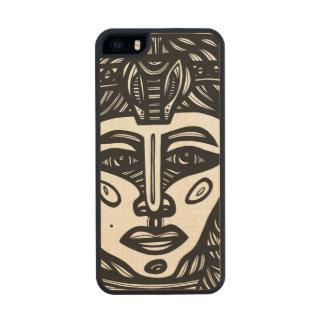 Friendly Divine Pleasant Clean Wood iPhone SE/5/5s Case