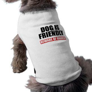 Friendly Dog T-Shirt