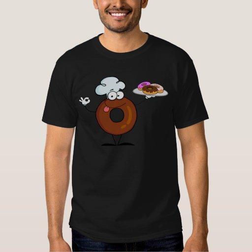 Friendly Donut Chef Shirt