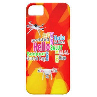Friendly Drones iPhone 5/5S Case