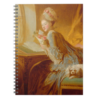 Friendly Fetching Optimistic Protected Spiral Notebook