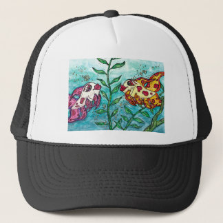 Friendly Fish Trucker Hat