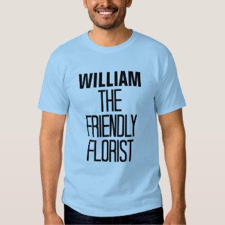 Friendly Florist T Shirts