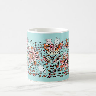 Friendly Flower Monsters Mug