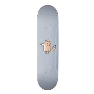 Friendly Fox Skateboard