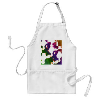 friendly ghost truth adult apron