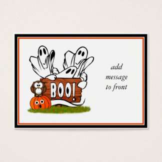 Friendly Ghosts and Pals Business Card