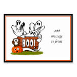 Friendly Ghosts and Pals Large Business Card