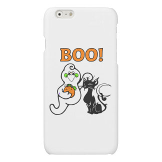 Friendly Ghosts Matte iPhone 6 Case