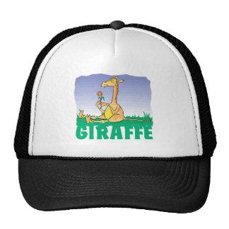Friendly Giraffe Trucker Hat