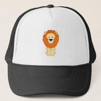 Friendly Golden Lion Trucker Hat