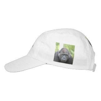 friendly gorilla headsweats hat
