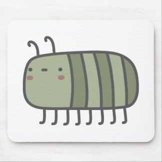 Friendly Insect Mouse Pad