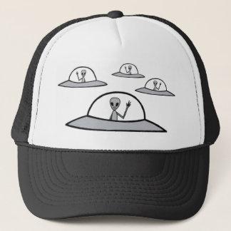 Friendly Invasion - Hat