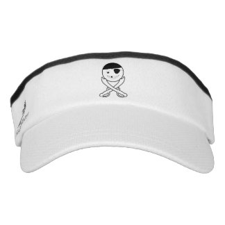 Friendly Jolly Roger Visor