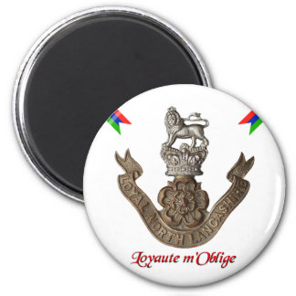 Friendly Loyals 2 Inch Round Magnet