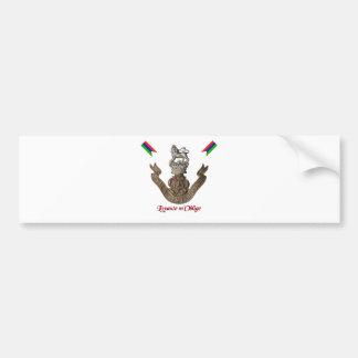 Friendly Loyals Bumper Sticker