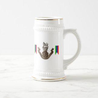 Friendly Loyals Stein Coffee Mug