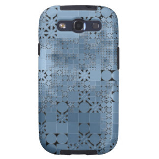 Friendly Mix.blue Galaxy S3 Covers