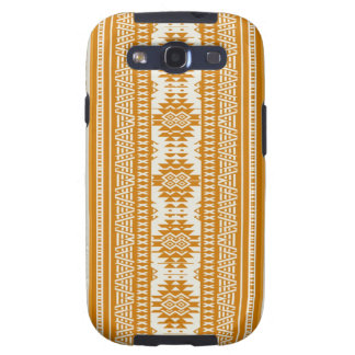 friendly mixed borders golden samsung galaxy SIII covers