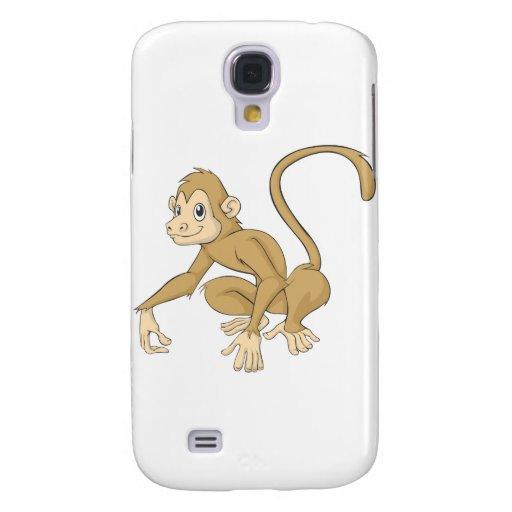 Friendly Monkey Galaxy S4 Cover