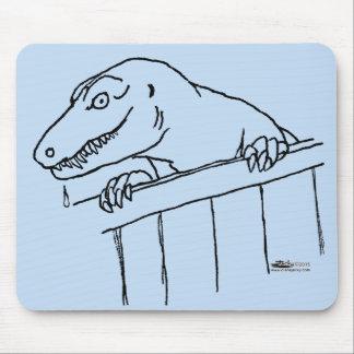 Friendly Neighborhood Dinosaur Mouse Pad